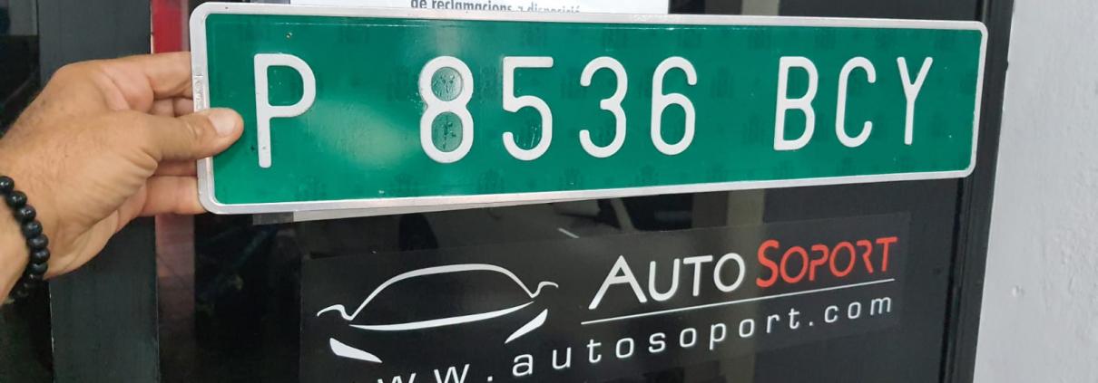seguro para placas verdes